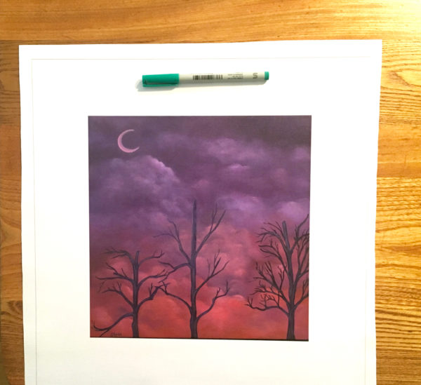 Rêve En Violet – Dream In Purple