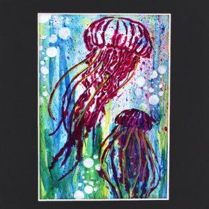 Les Méduses – Jellyfish
