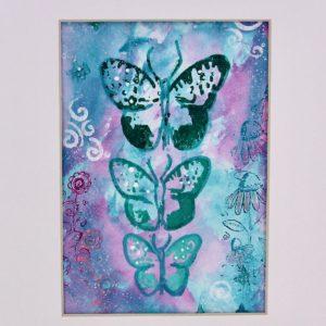 Les Papillons – Butterflies