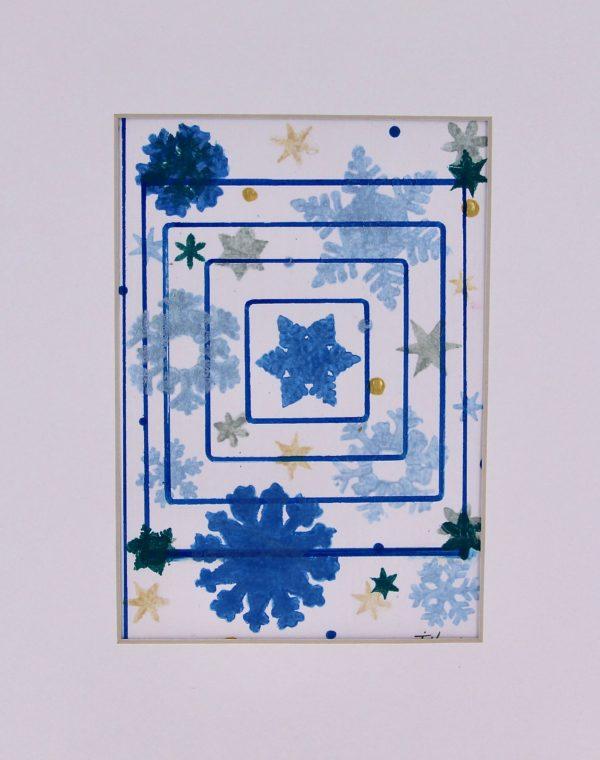 Les Flocons De Neige – Snowflakes