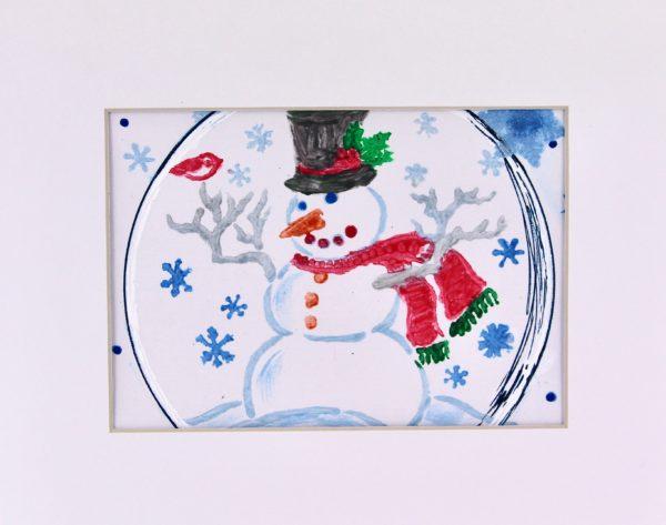 Le Bonhomme Hiver – Frosty