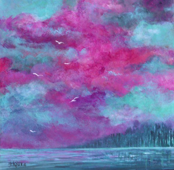 Ciel En Rose – Sky In Pink